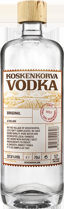 Koskenkorva vodka 40%