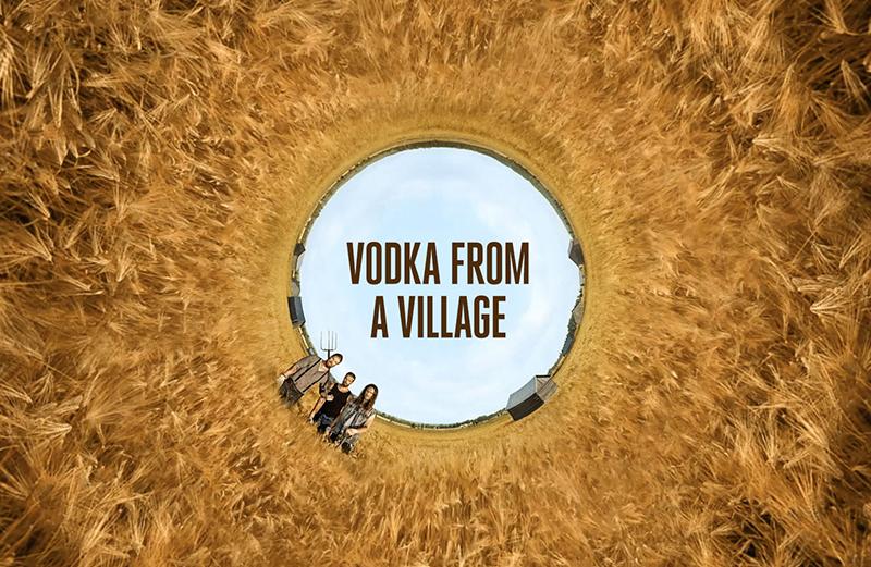 Koskenkorva - poctivá fínska vodka, miešané drinky